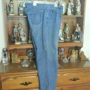 Gloria Vanderbilt Jeans sz 20 W